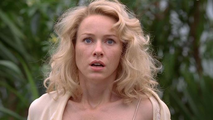 Naomi Watts and the CG ape give star performances, particularly when they