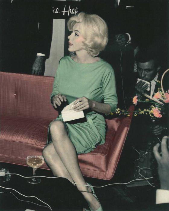 Marilyn Monroe's favoriete jurk