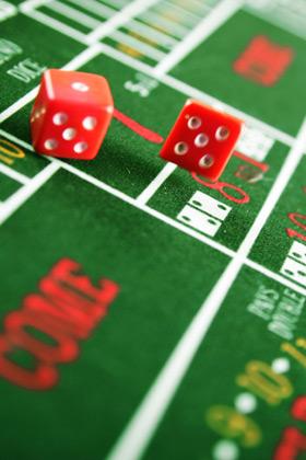 life crap shoot tumbling dice
