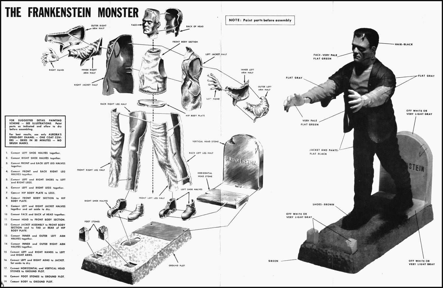 01_c_frankenstein_1961_instructionsheet