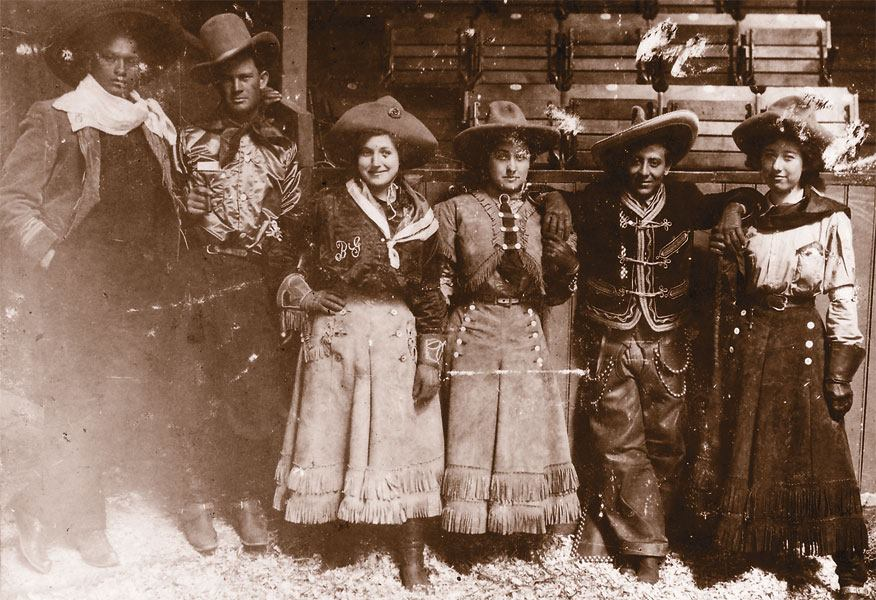 1898BuffaloBillPerformers