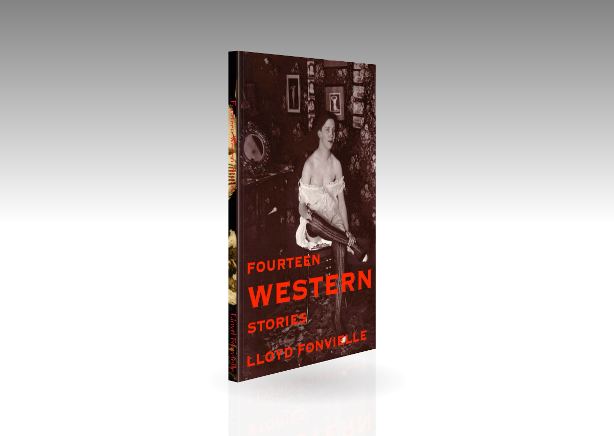 3D Cover Red Spine Text