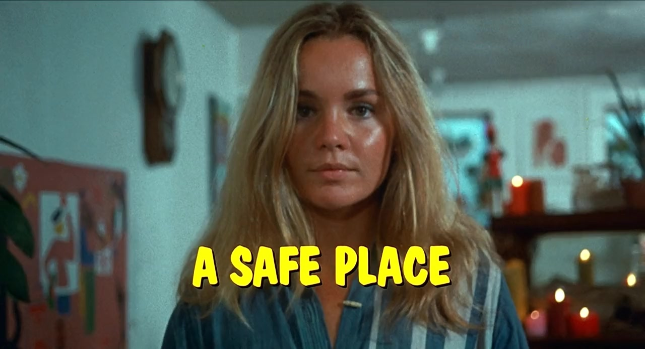 A Safe Place Title Card