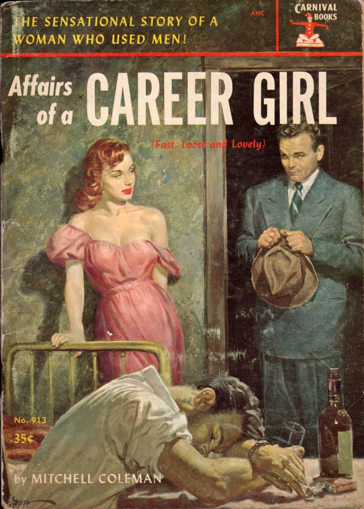 AffairsCareerGirlCover
