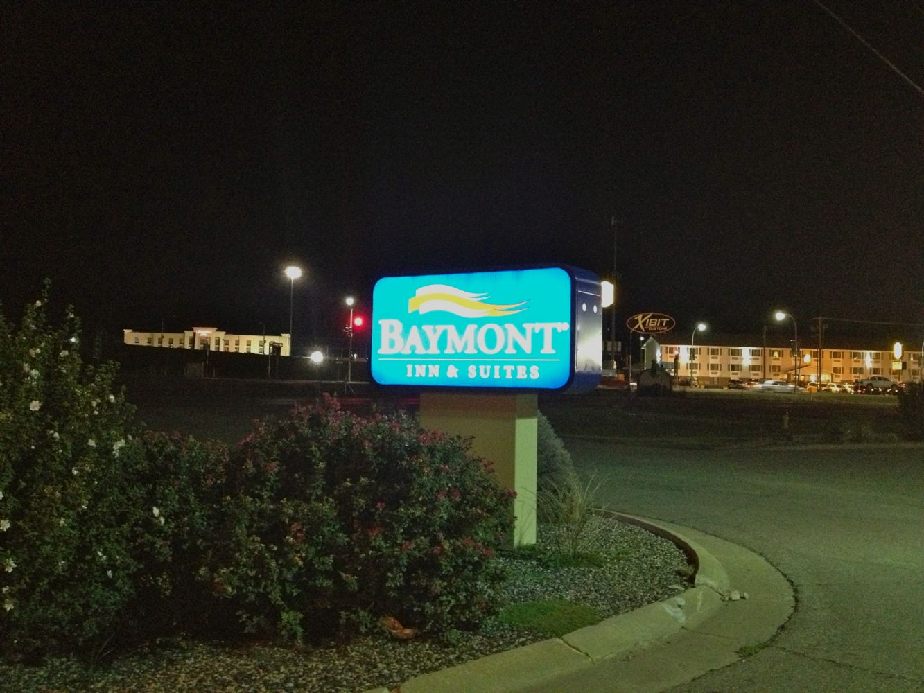 BaymontSignBaja