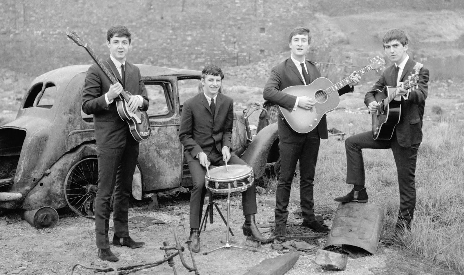 BeatlesEarlyDays