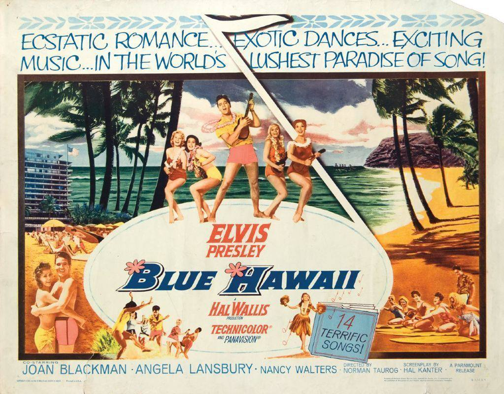 BlueHawaiiPoster