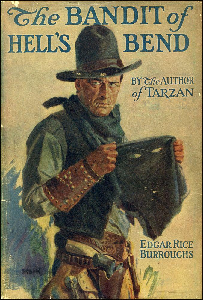 BurroughsBanditHellsBendCover1924Baja