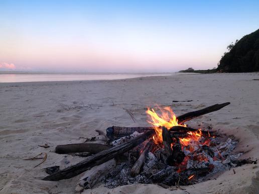 CampfireBeach