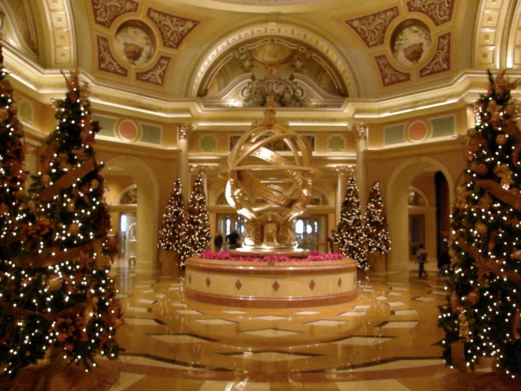 ChristmasTheVenetian