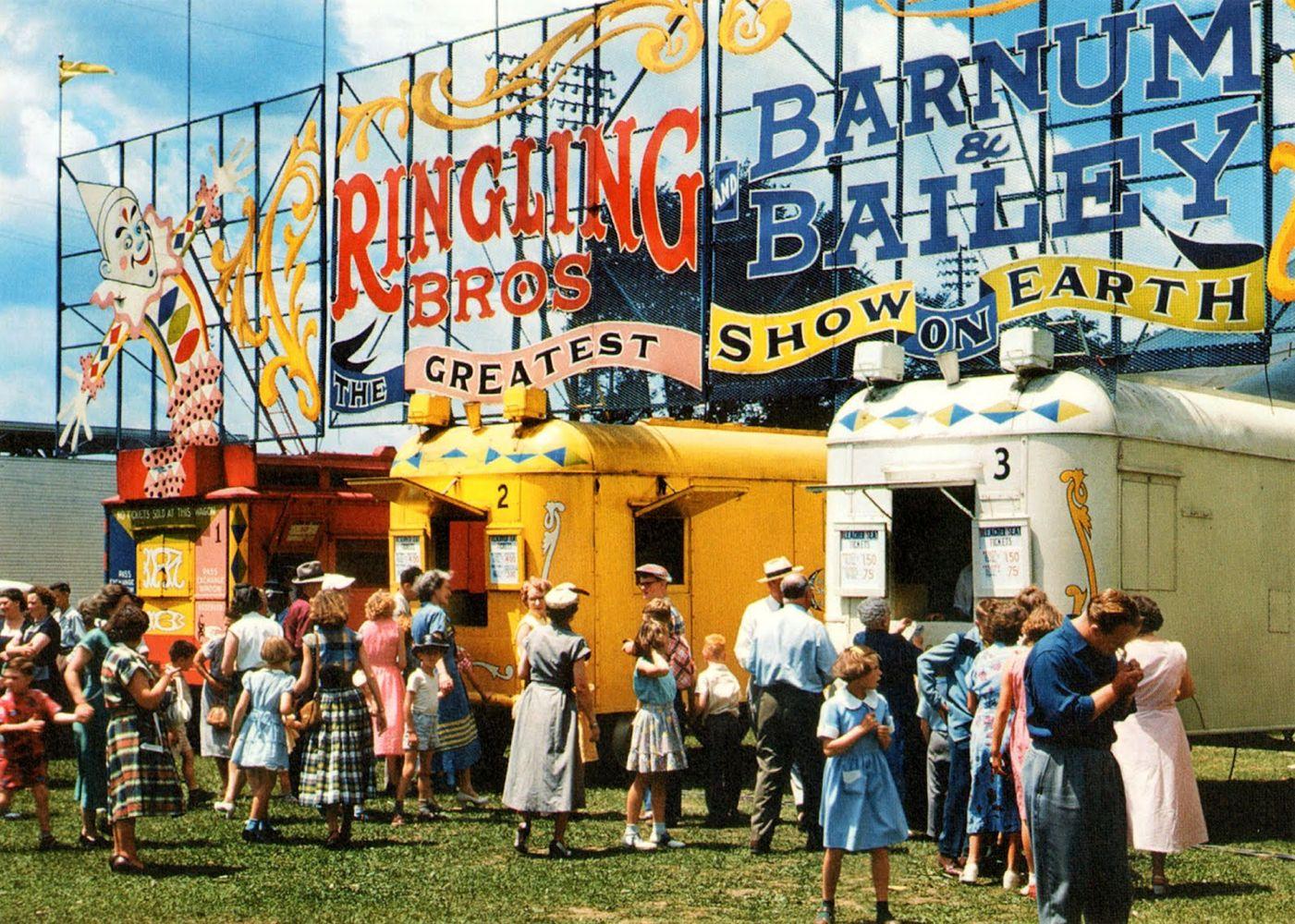 CircusPicture1940s-1950sBaja