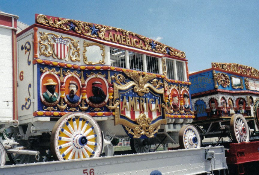 CircusTrainWagon