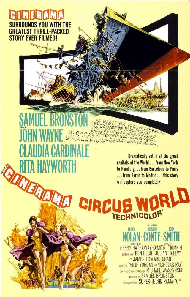 CircusWorldPosterBaja