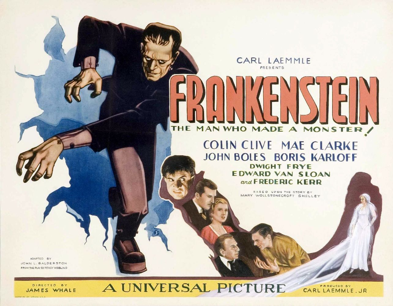 FrankensteinPosterHorizontalBaja