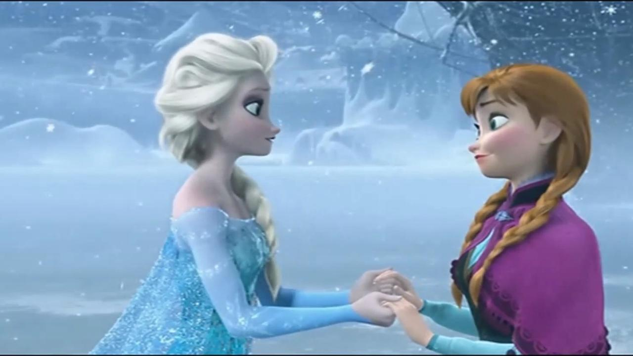 FrozenSisters