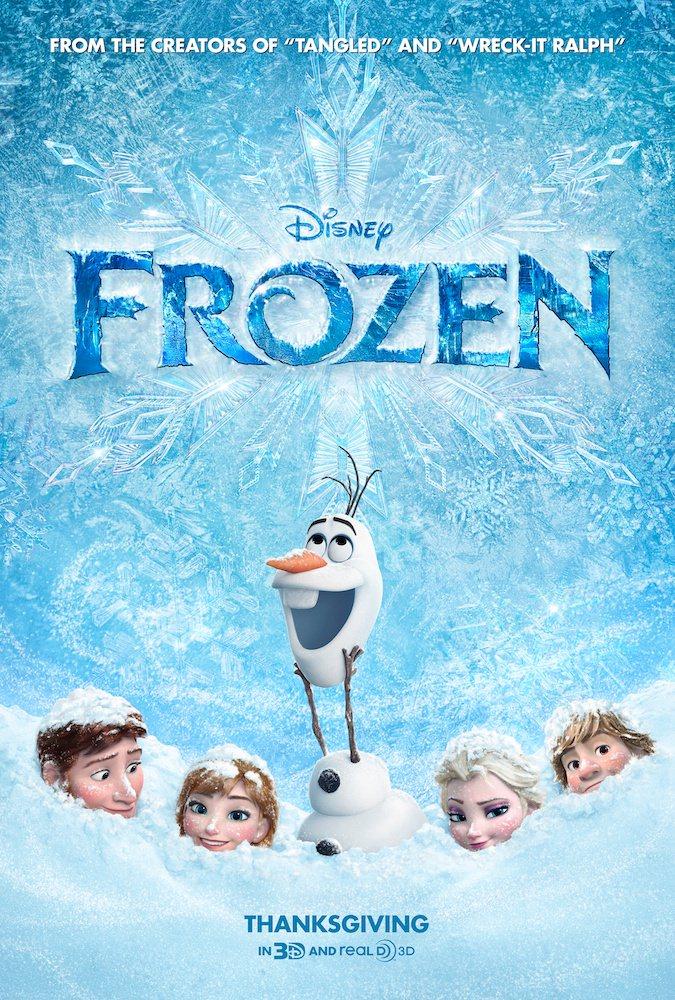 FrozenTeaserPoster