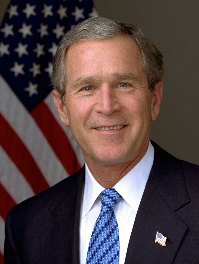 George-W-Bush-Baja