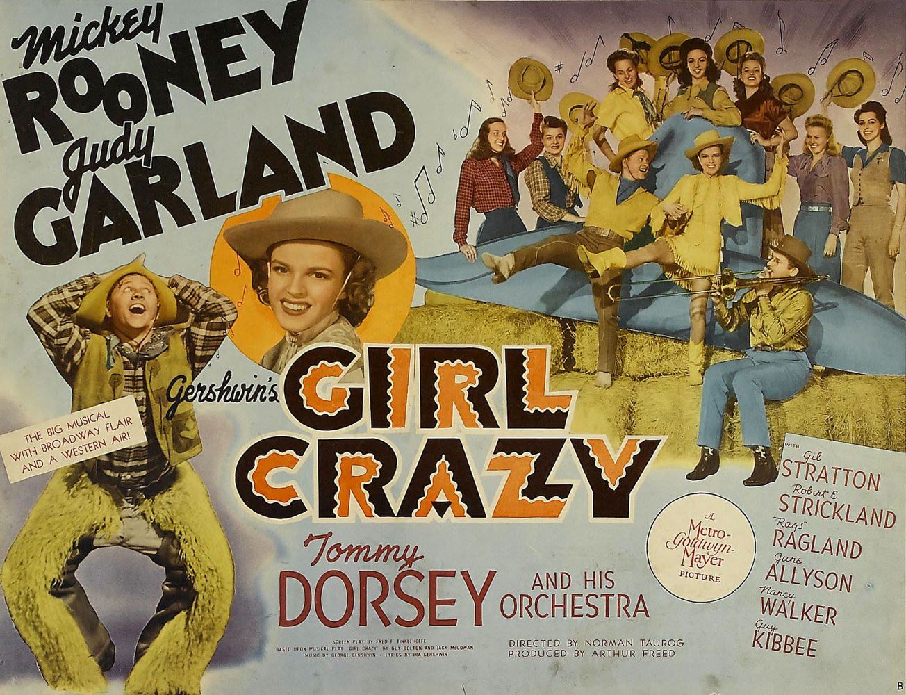 GirlCrazyPosterBaja