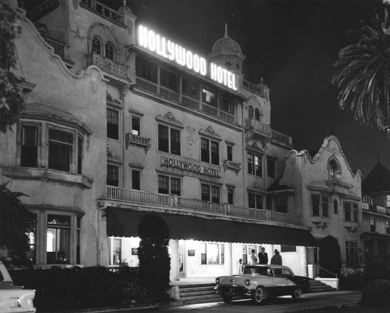 HollywoodHotel50s