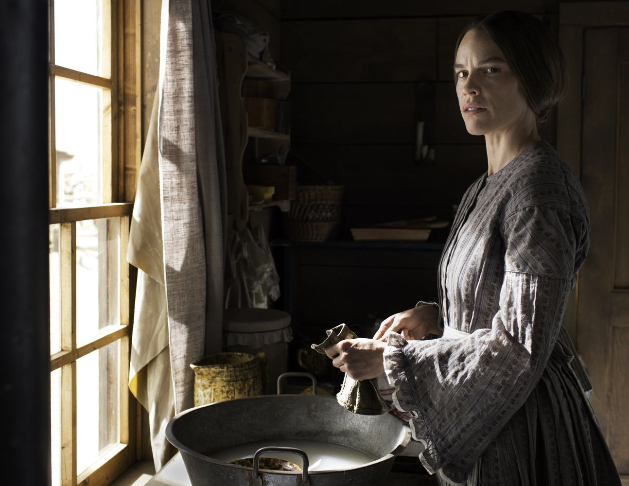 The Homesman : Premières photos du film de Tommy Lee Jones