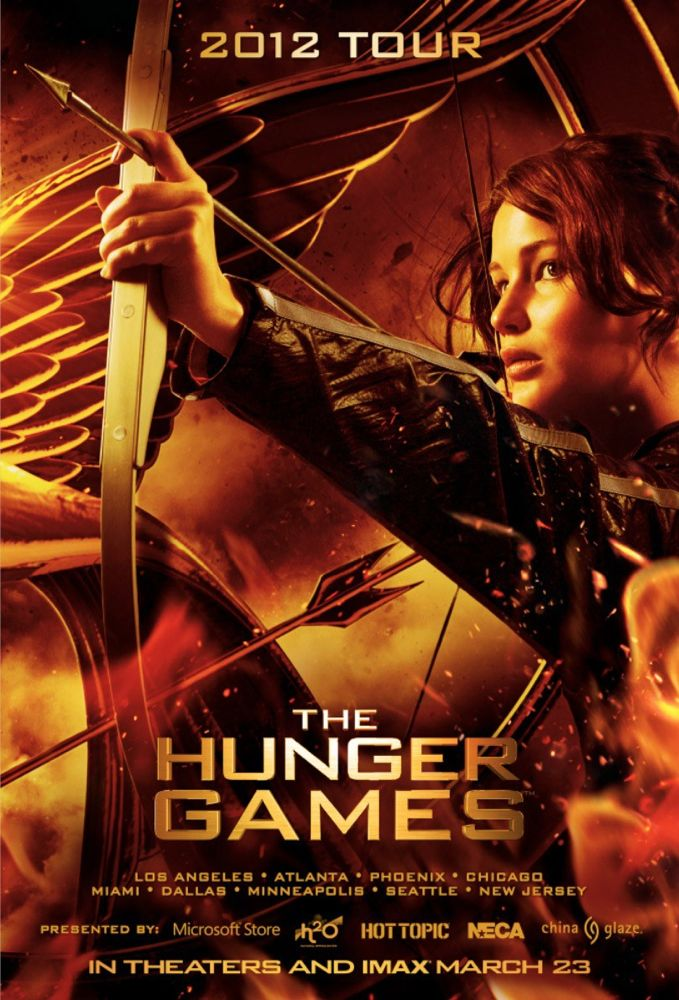HungerGamesPosterBaja