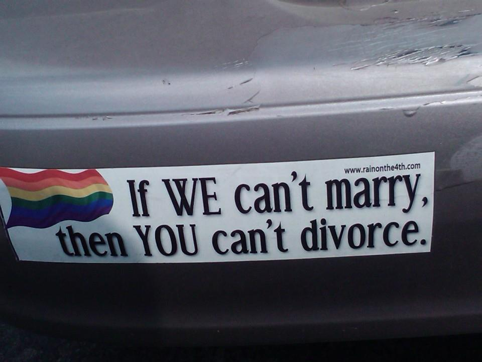 If We Can't Marry