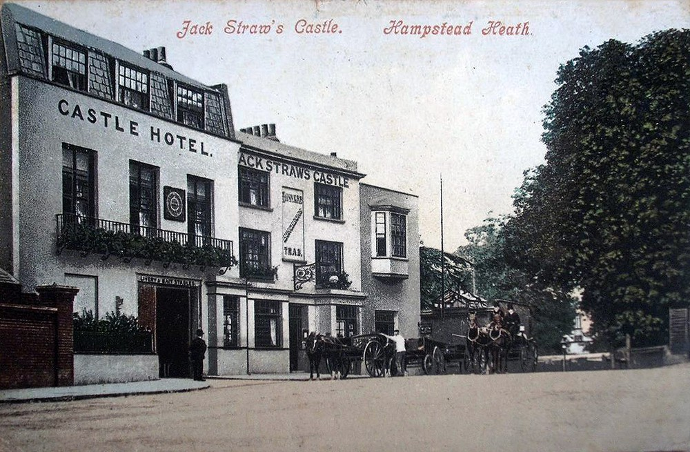 JACK-STRAWS-CASTLE,HAMPSTEAD-HEATH,-1905