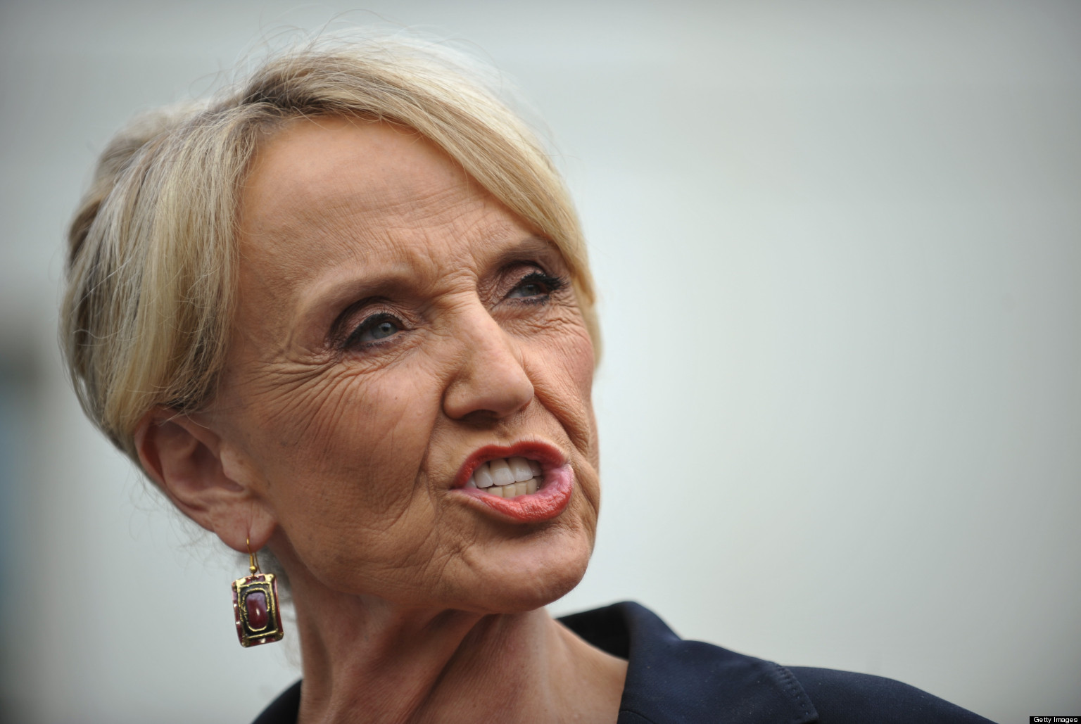 Arizona Governor Jan Brewer speaks to re