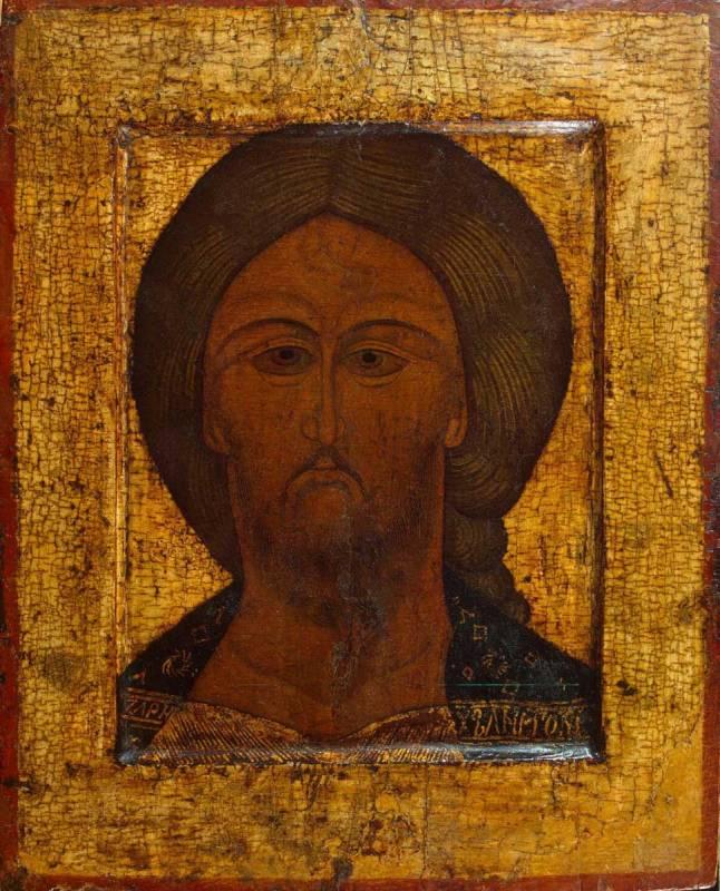 JesusIconHermitage