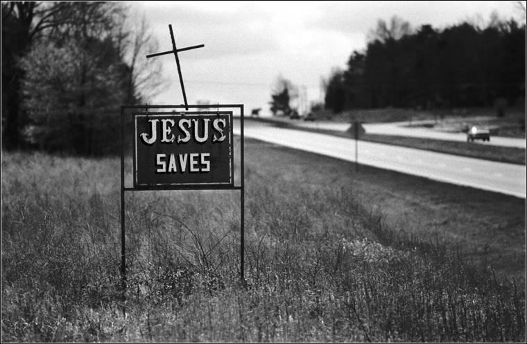 JesusSaveSign
