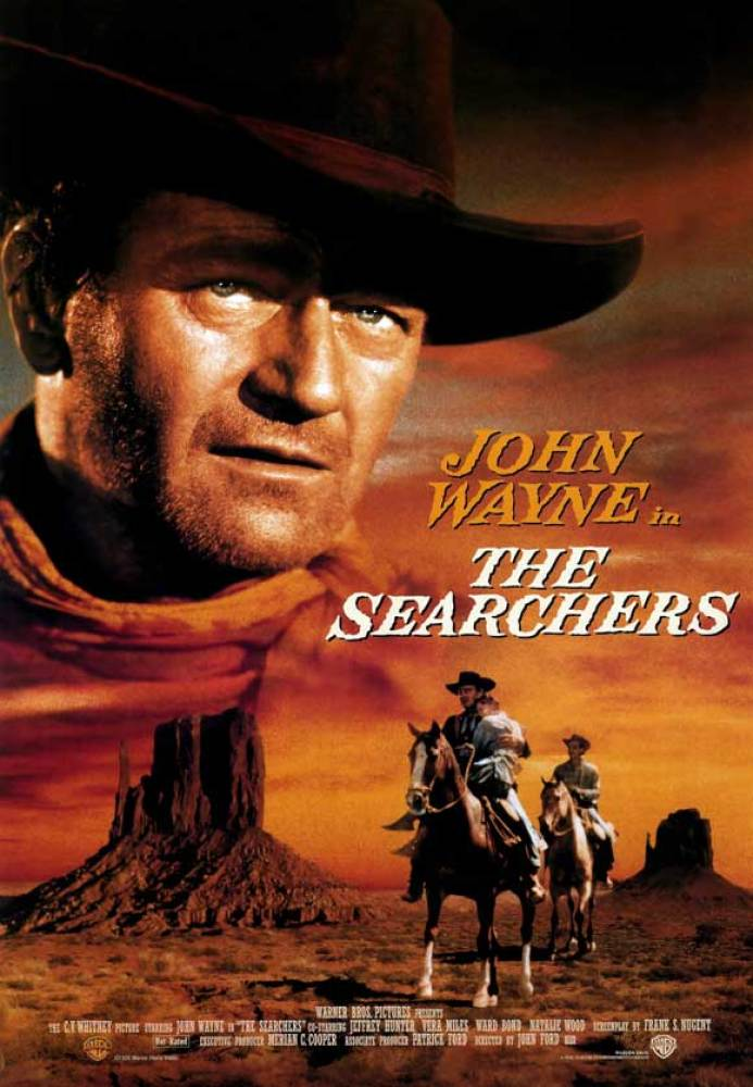 JohnWayneinTheSearchers