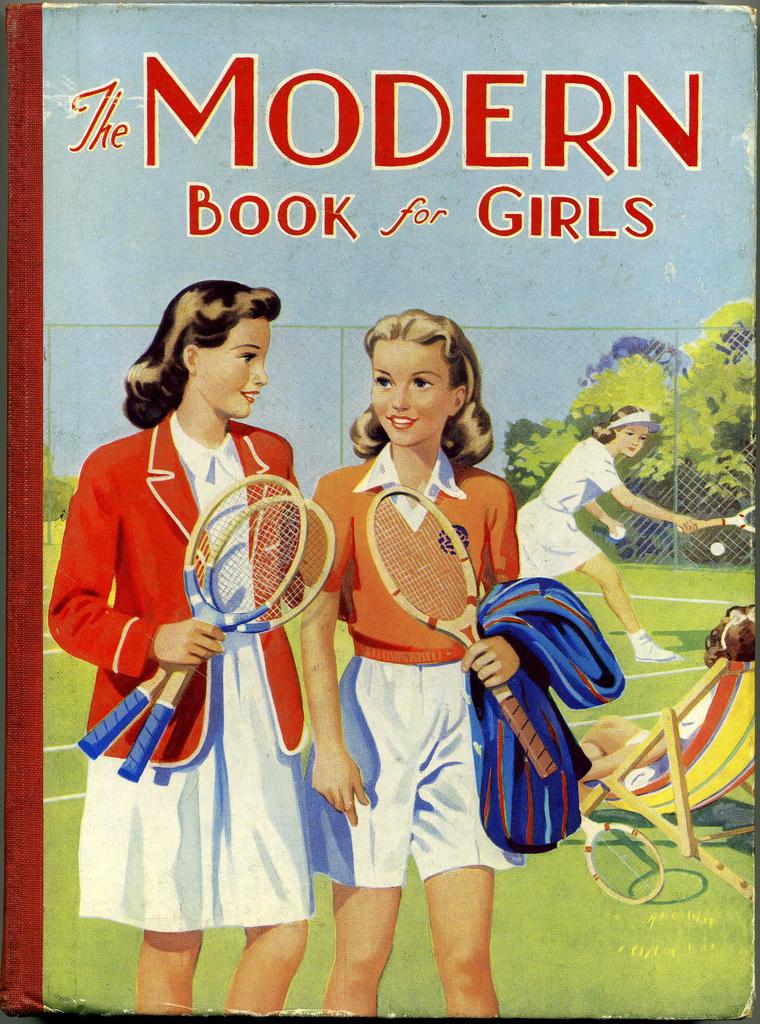 ModernBookForGirlsCover