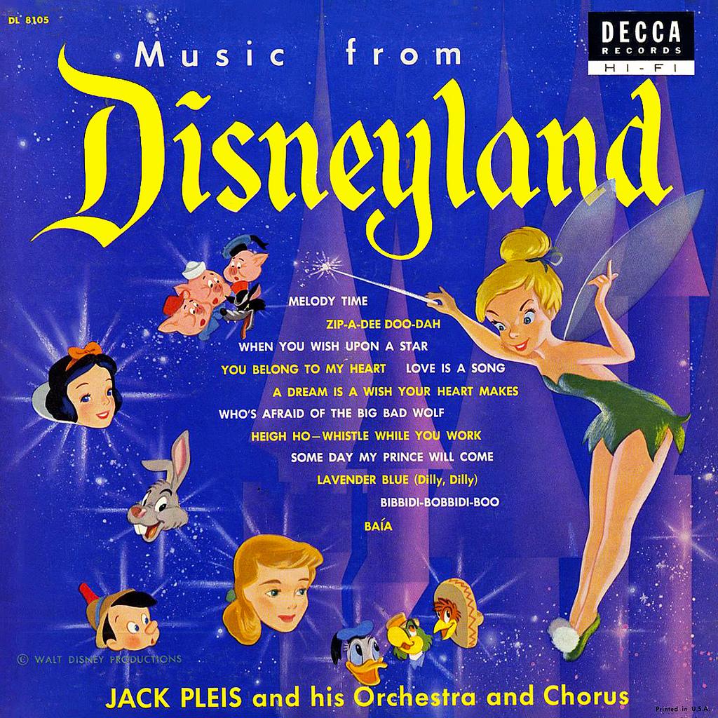 MusicDisneylandLPCover