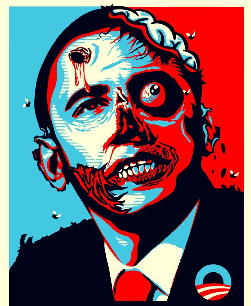 ObamaZombieBaja