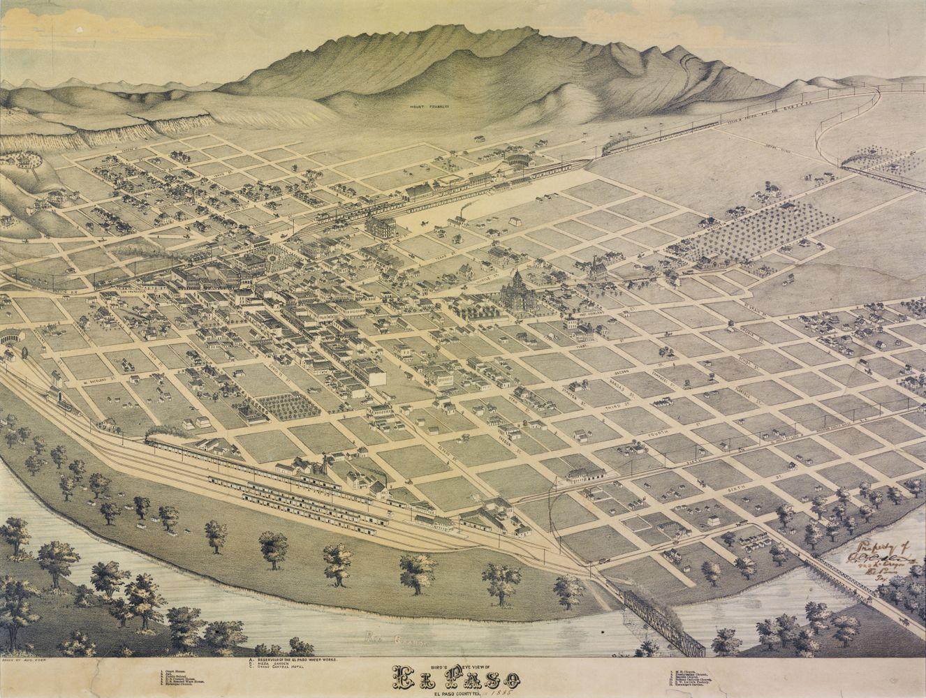 Old_map-El_PasoBaja