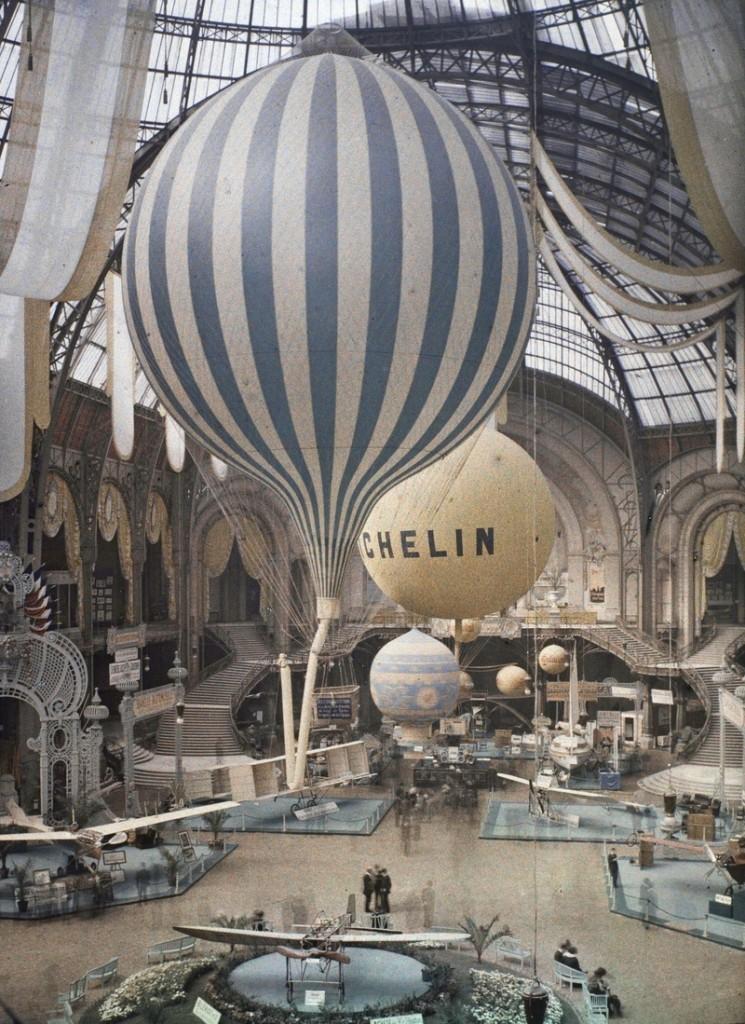 ParisBalloons1909