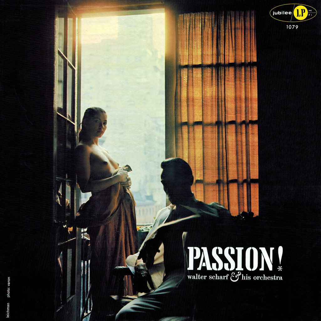 PassionLPCover