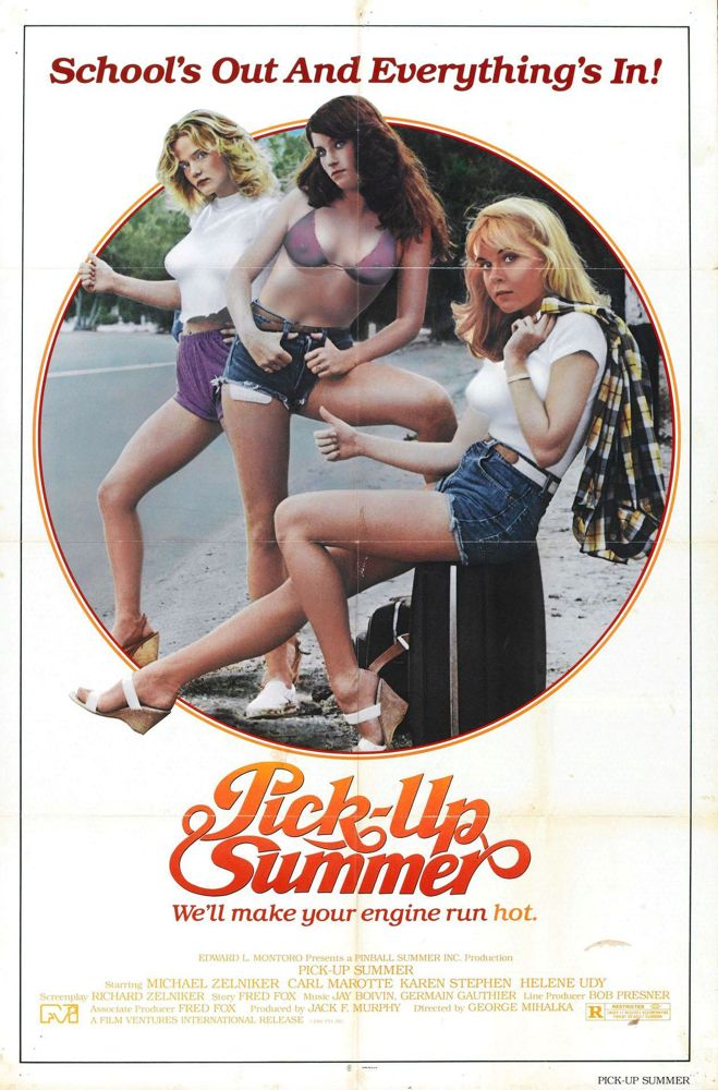 Pick-Up Summer Poster Baja