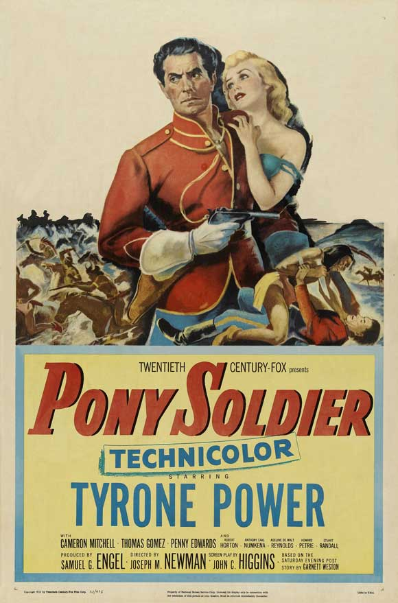PonySoldier1952Poster