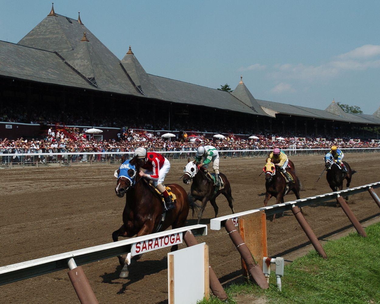 RacetrackSaratogaBaja