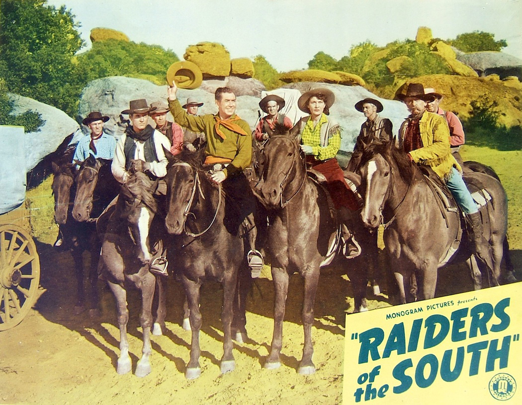 Raiders Of The South (1947)