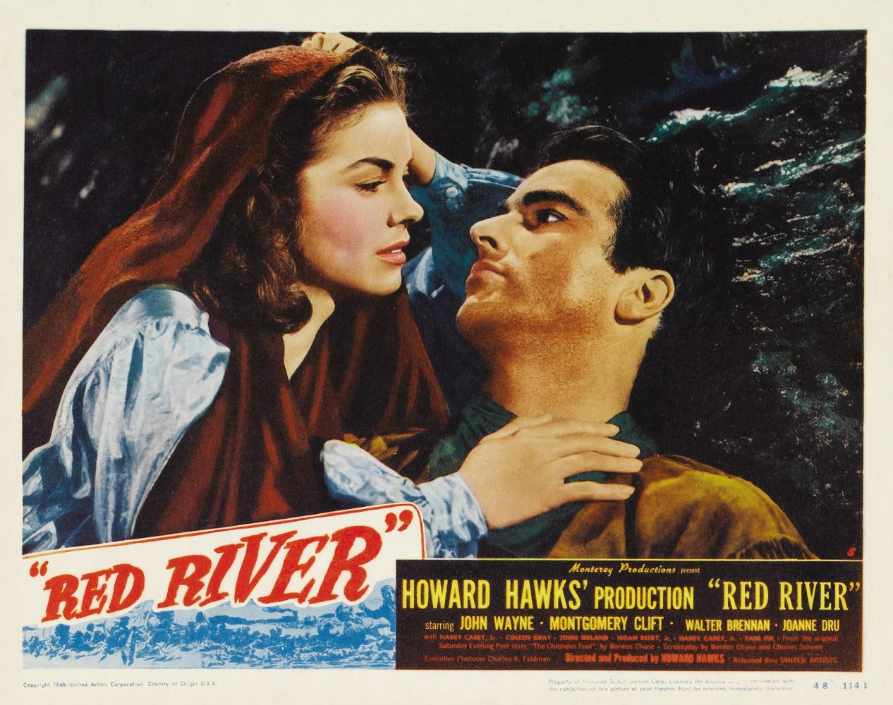Red RiverLobbyCardBaja