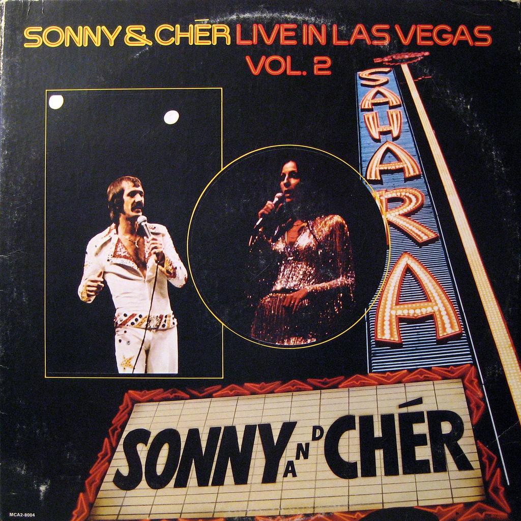 SonnyCherLasVegasLPCover