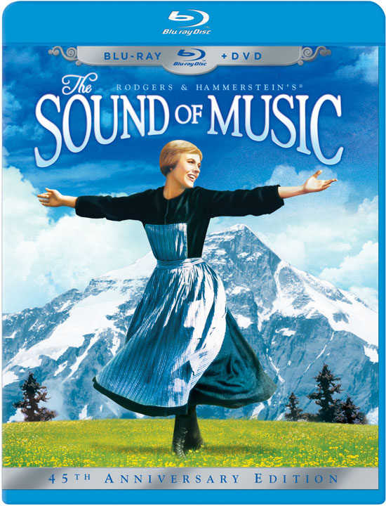 SoundMusicBlu-ray