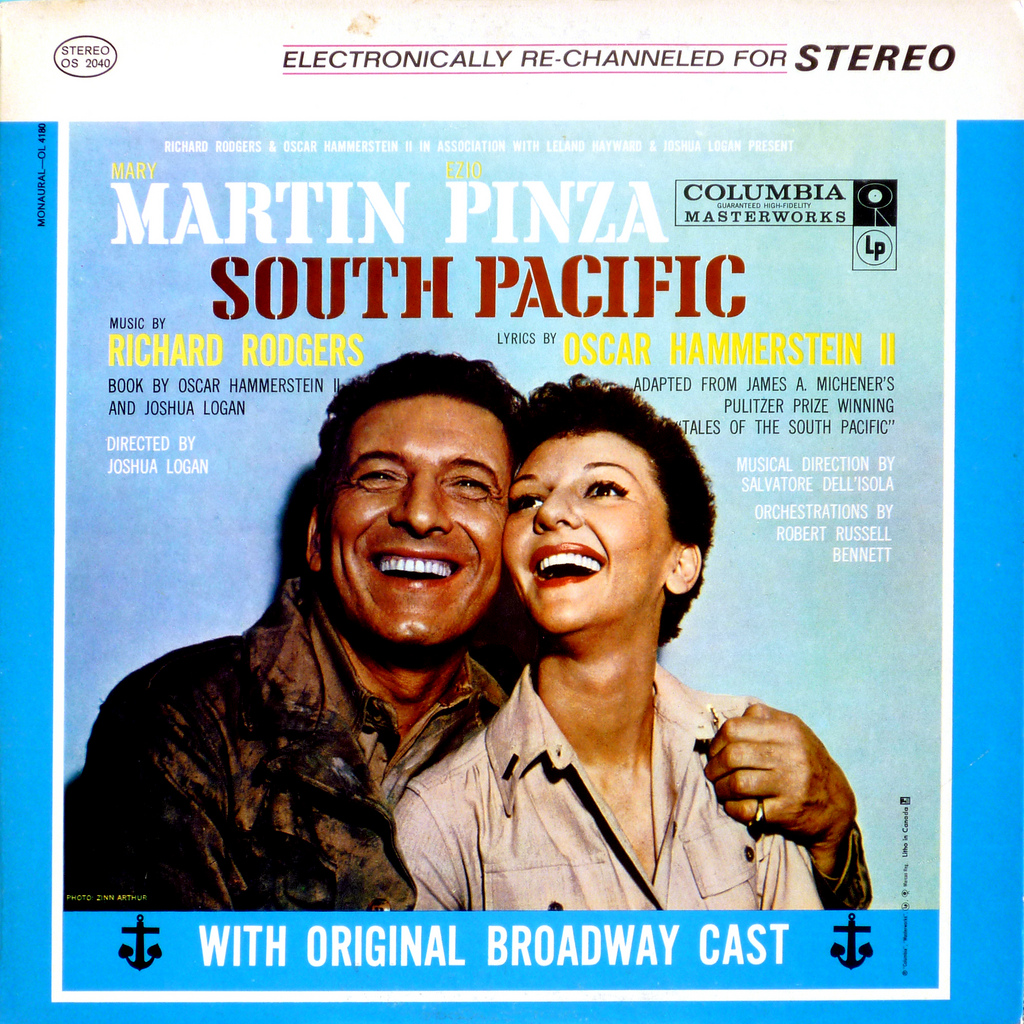 SouthPacificLPCover