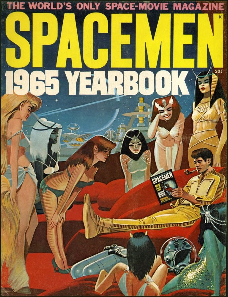 SpacemenYearbookCoverBaja