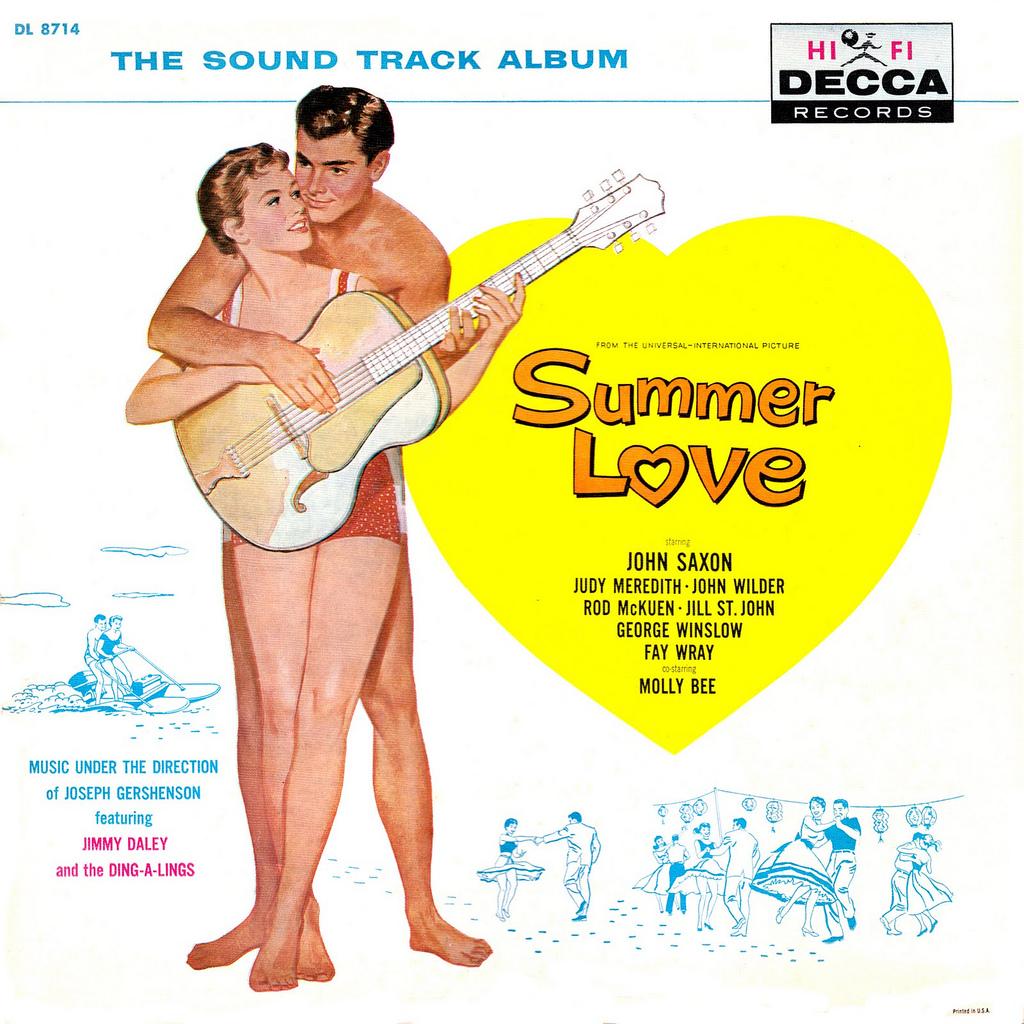 SummerLoveLPCover
