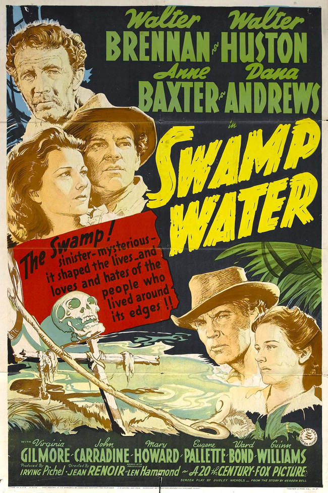 SwampWaterPoster