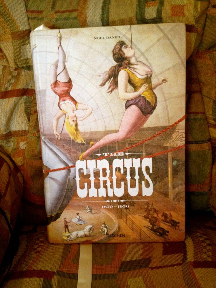 TheCircusBookBaja