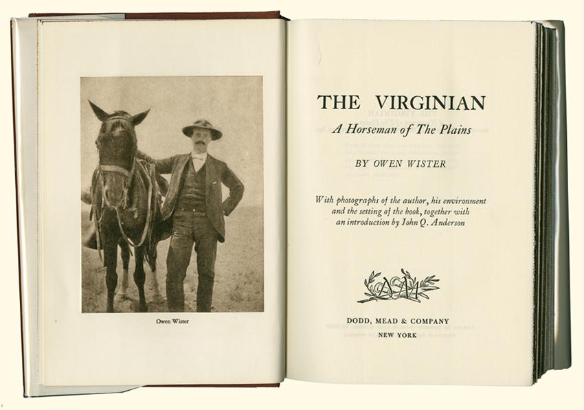 VirginianTitlePage